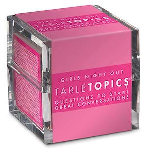 Girls Night Out Table Topics