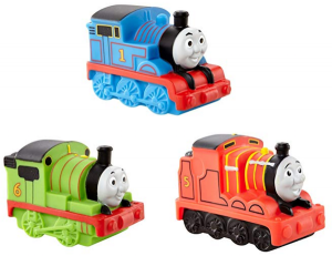 Train Squirt Toys