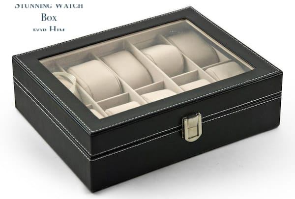 Stunning Wattch Box For Him