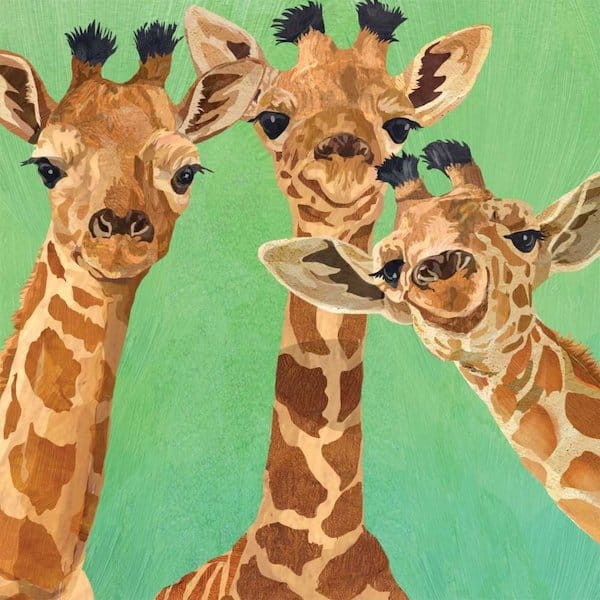 Little Giraffe Theme Party Planning, Ideas & Supplies