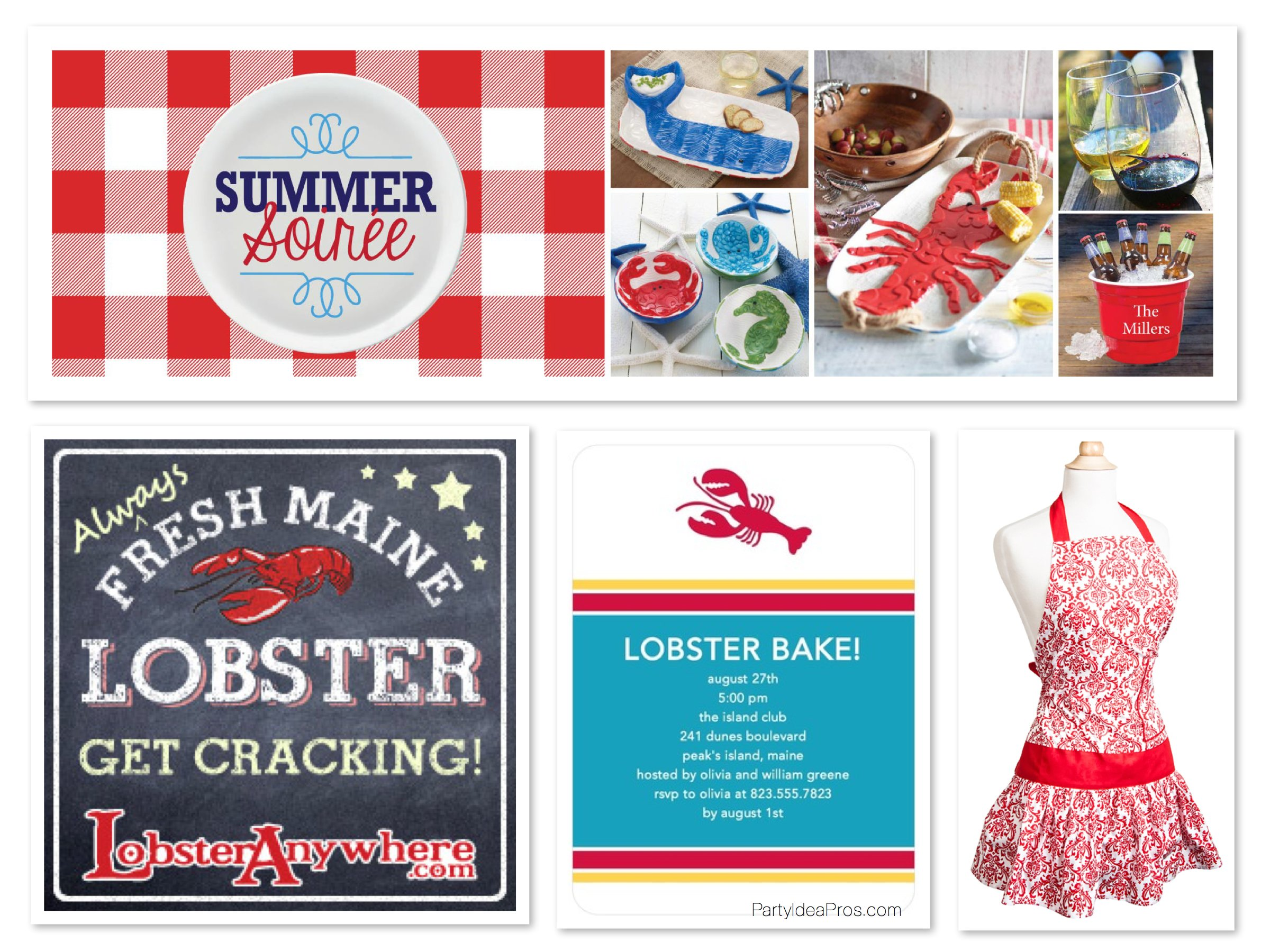 Summer Lobster Soiree