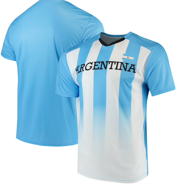 Argentina National Team Federation T-Shirt