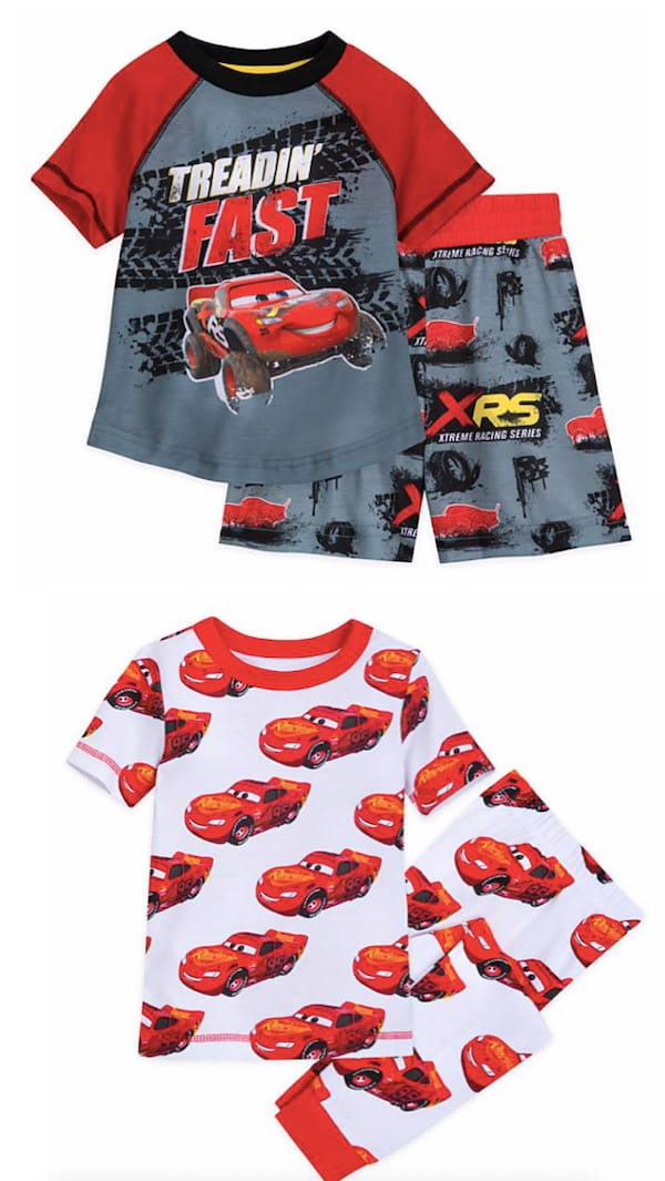 Disney Cars Pajamas