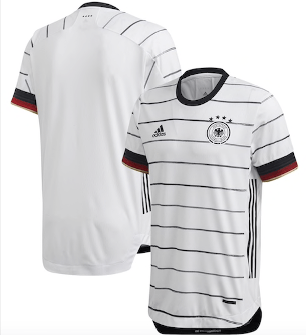Germany National Team 2020 Home Authentic Jersey