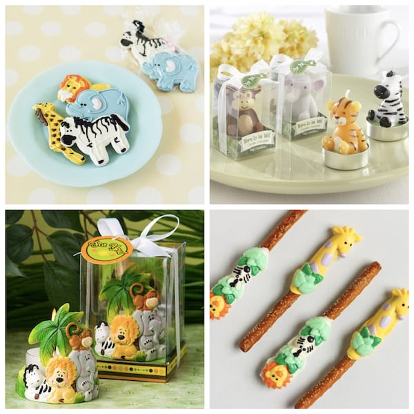 Jungle Themed Party Favors