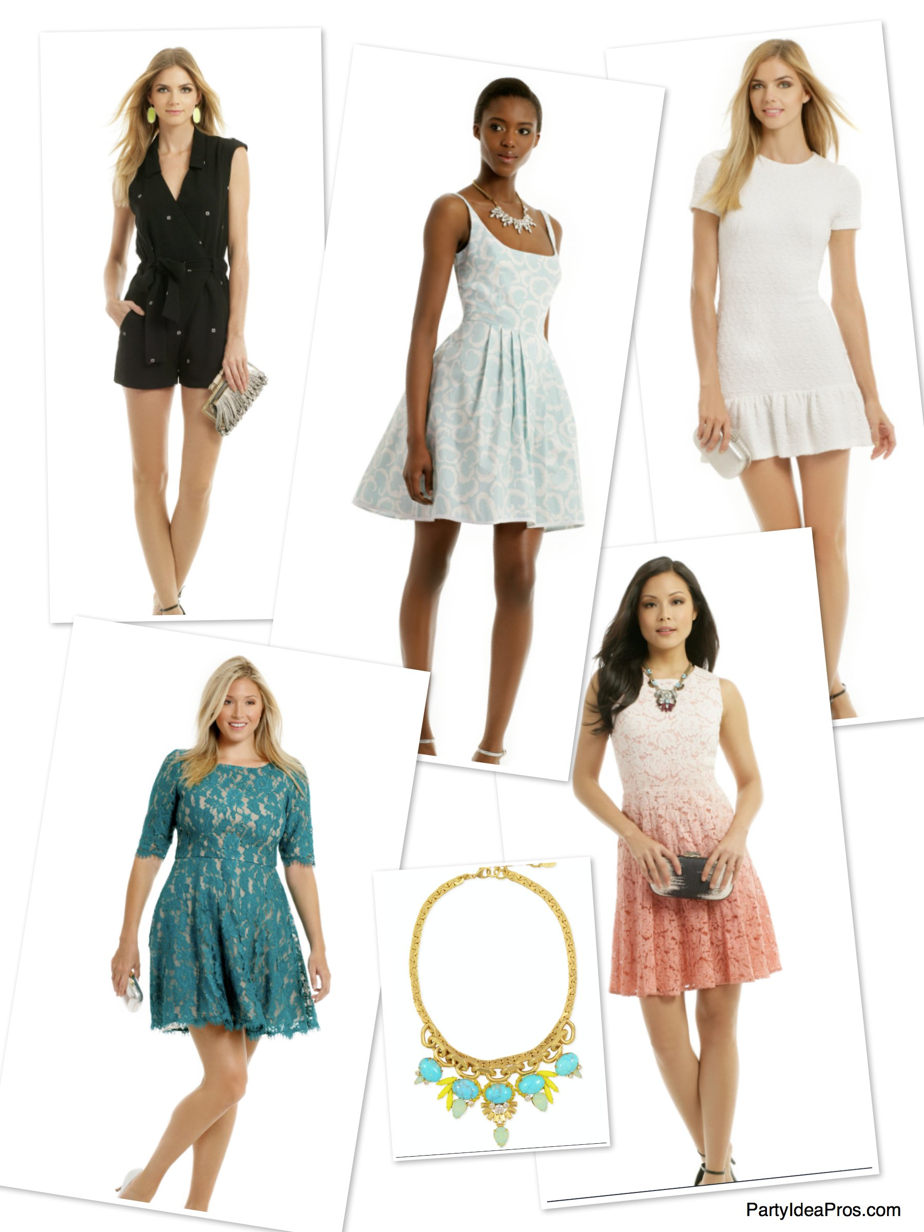 Shine Through Sorority Rush Season with Rent the Runway