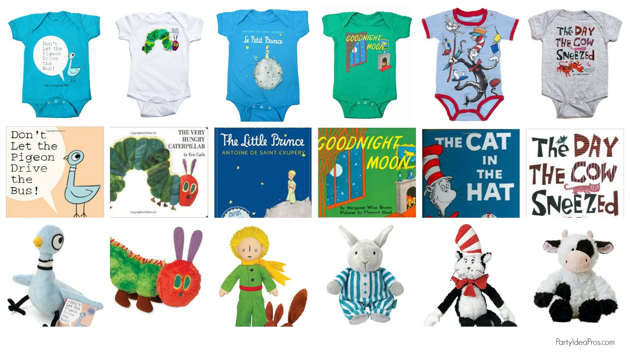 Best Baby Shower Gifts! Childrens Classic Book Baby Gifts