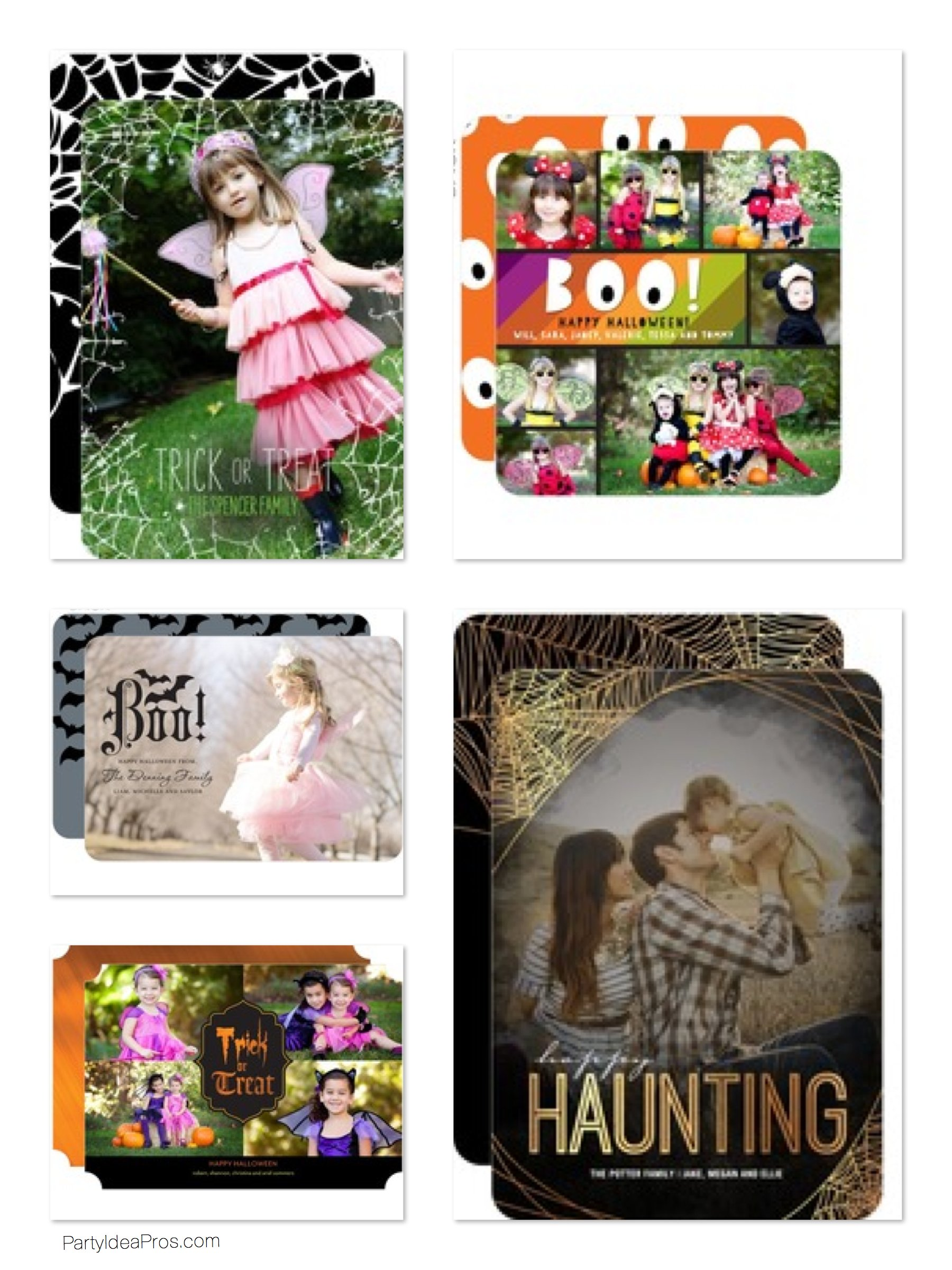 Halloween Photo Cards