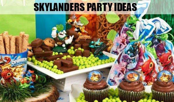 Skylanders Birthday Party Planning Ideas & Supplies