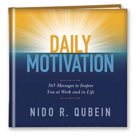 Daily Motivation Inspirational Book