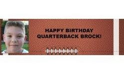 Football Fun Personalized Photo Banner
