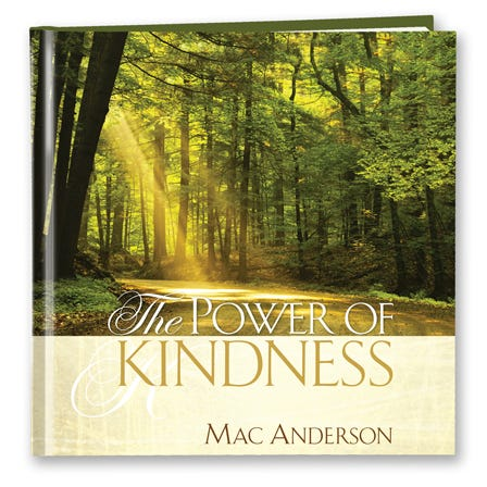 The Power of Kindness Inspirational Book