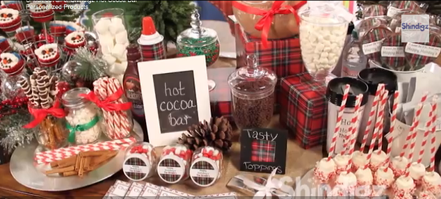 holiday party ideas warm up your winter with a cocoa bar 30797