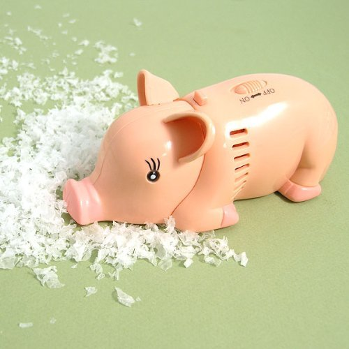 Pig Mini Tabletop Vacuum