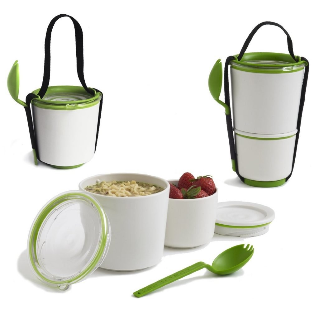 Stackable Lunch Pot
