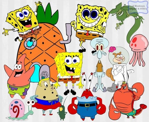 Sponge Bob Square Pants Birthday Party