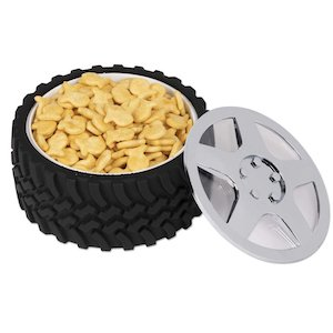 Tire Bowl Snack Bowl