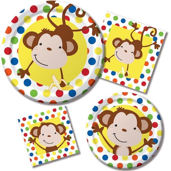 Fun Monkey Party Supplies