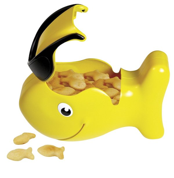 Goldfish Snacktainer