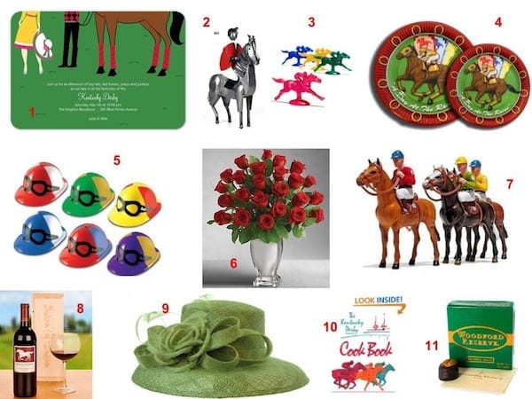 Horse-Racing-Party-Inspiration-Board