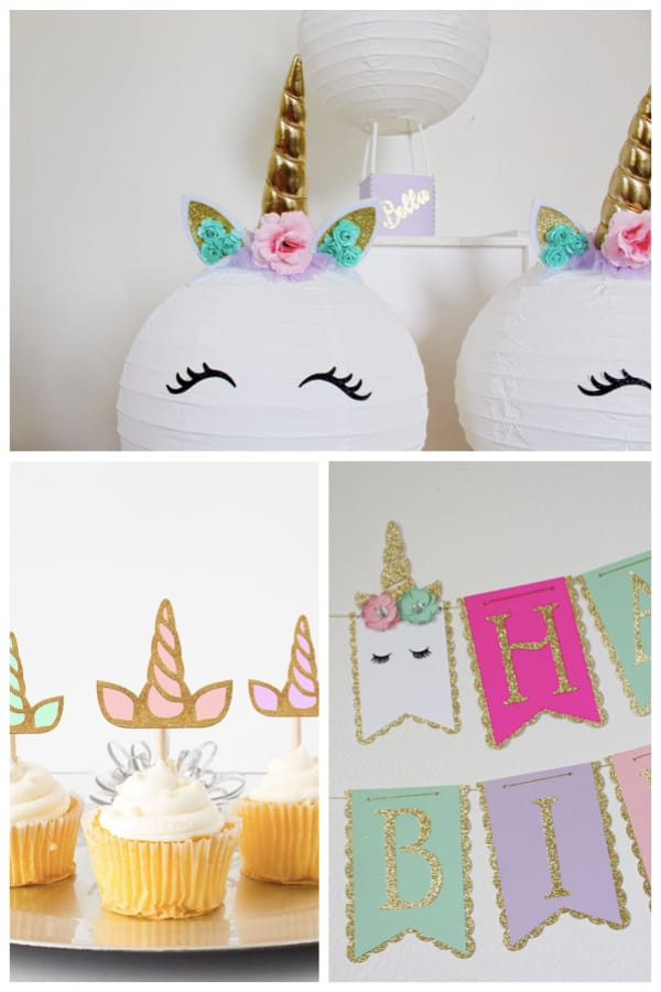 Unicorn Party Planning Ideas & Supplies