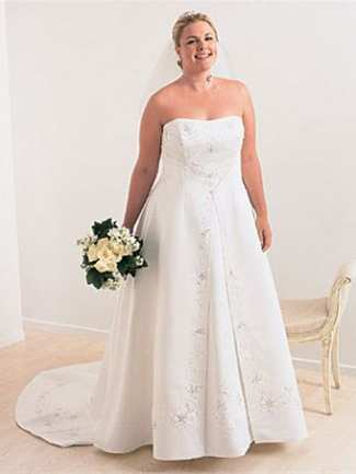 Alfred Angelo Plus Size Wedding Dress