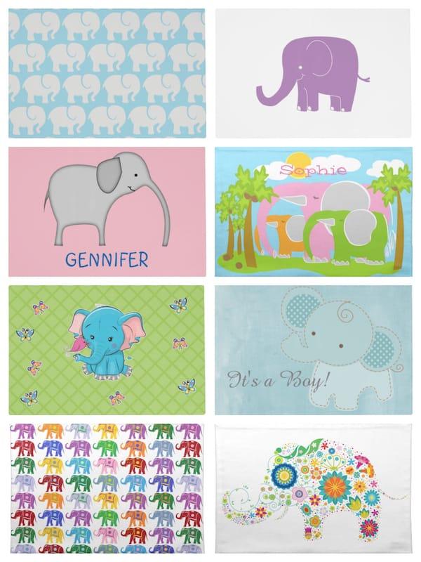 Elephant Placemats