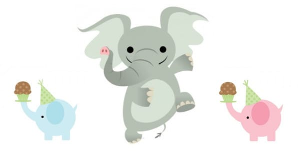 Elephant Theme Party Planning Ideas and Supplies