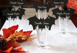 Halloween Place Cards