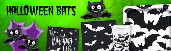 Bat Party Supplies