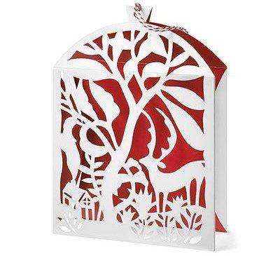 Elsa Mora Holiday Lantern Boxed Holiday Cards
