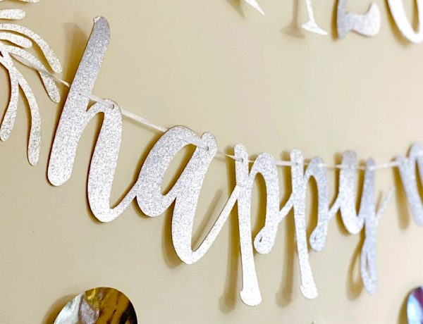 Chic New Years Party Decor Made Easy!
