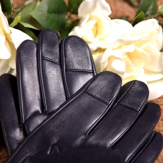 Texting Leather Gloves for Men and Women