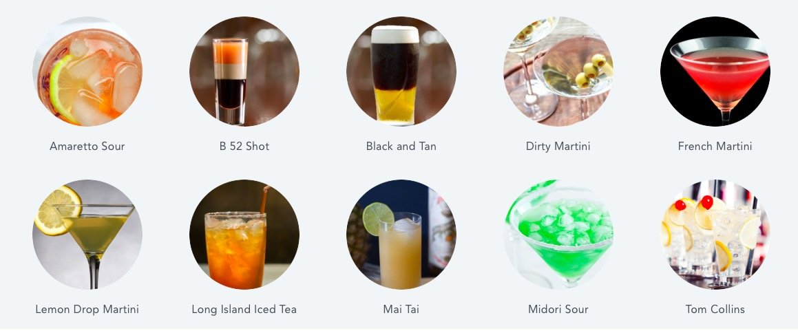 Trending Cocktail Recipes