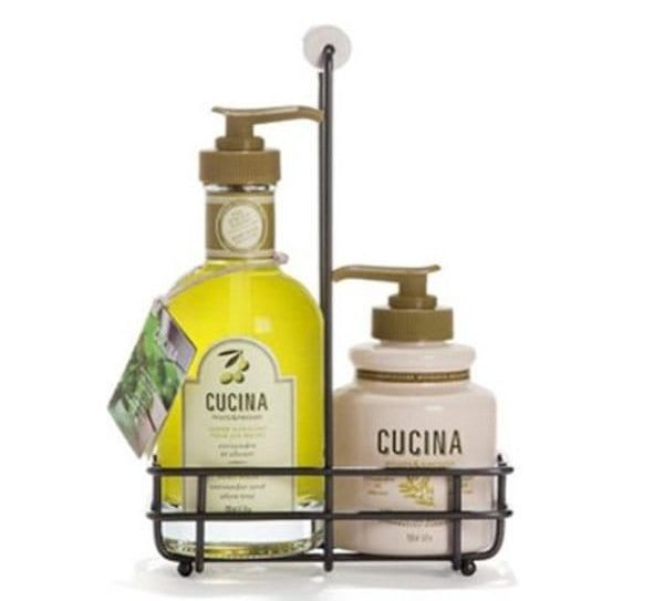 Cucina Soap and Cream Set