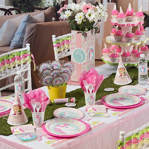 Unicorn party planning ideas supplies birthday for Event planning ideas parties
