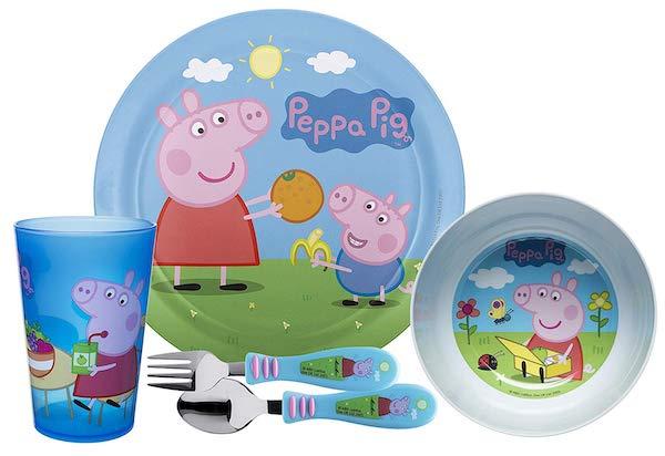 Peppa Pig Tableware
