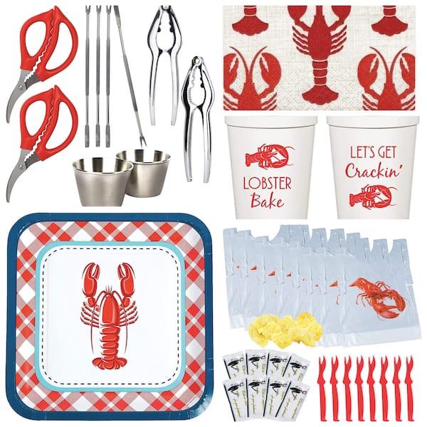 Lobster Bake Supplies