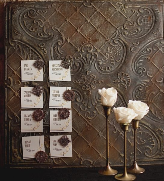 Magnetic Seating Charts & Escort Card Boards