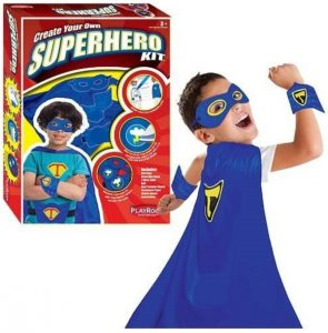 Superhero Create a Cape Kit