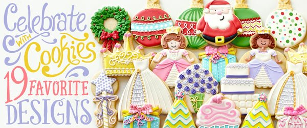 Celebrate With Cookies- 19 Favorite Designs