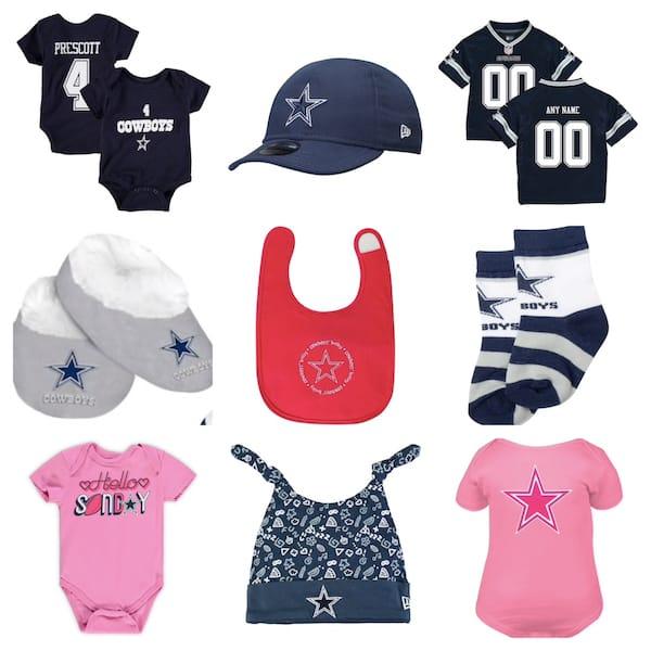 Dallas Cowboy Baby Gifts