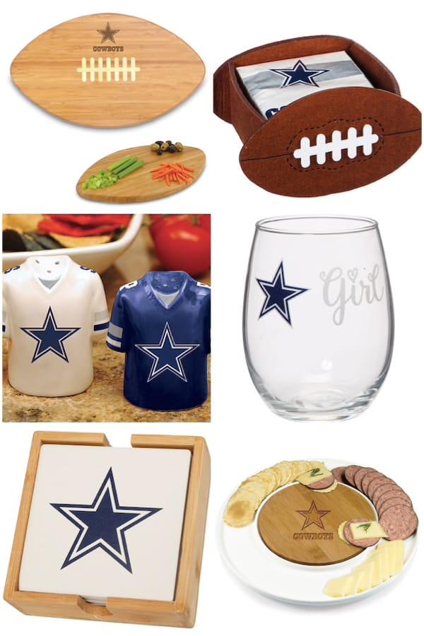 Dallas Cowboys Home Serving Goods