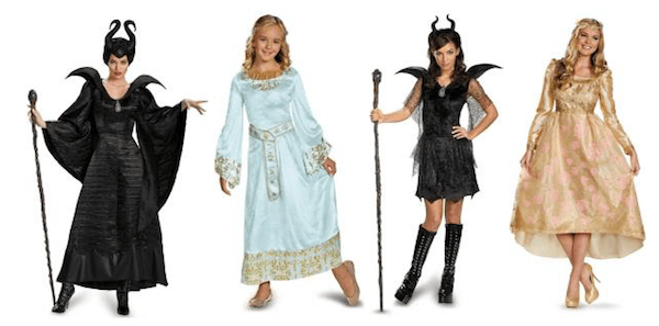 Disney Maleficent Costumes