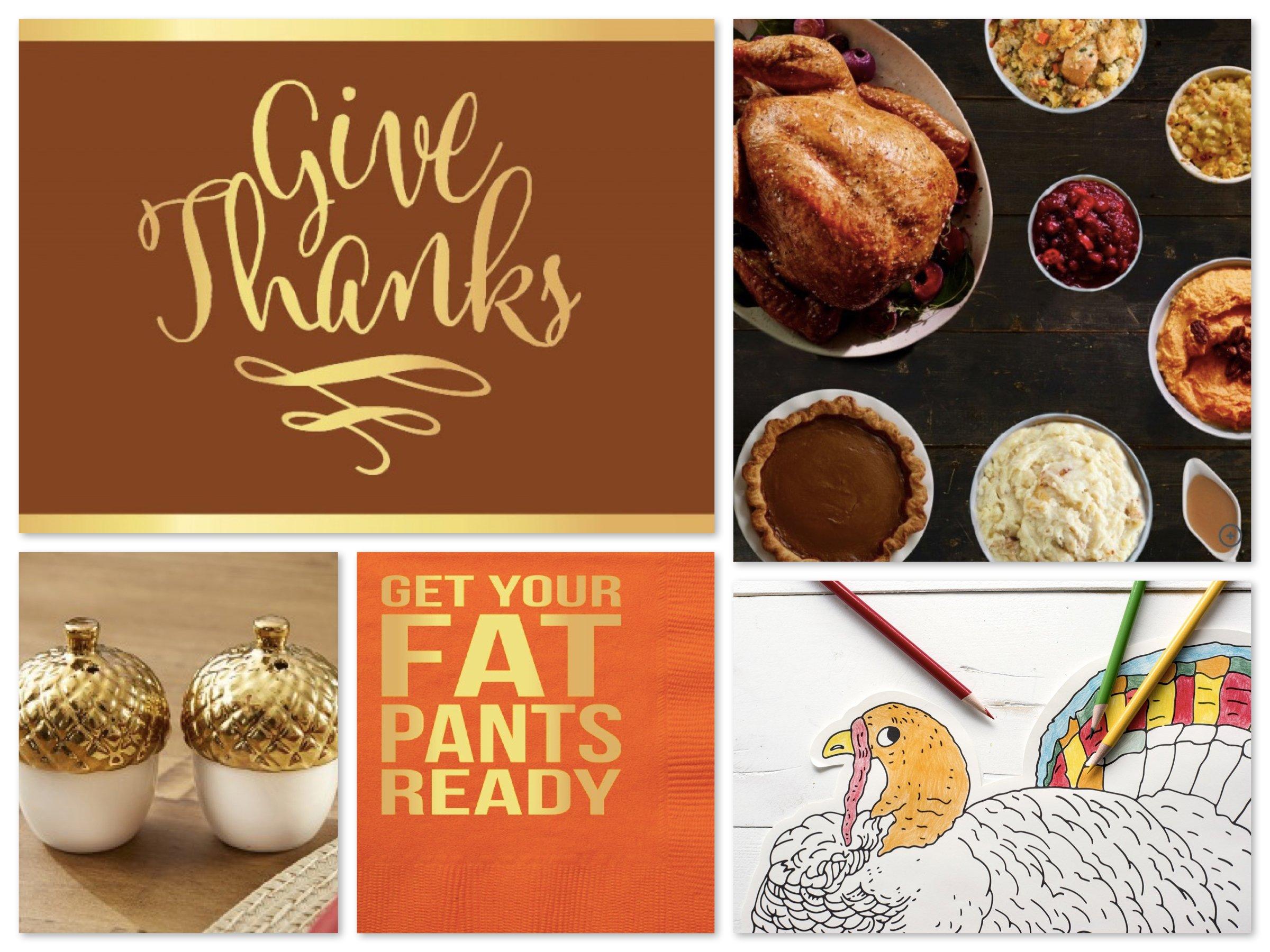More Thanksgiving Essentials