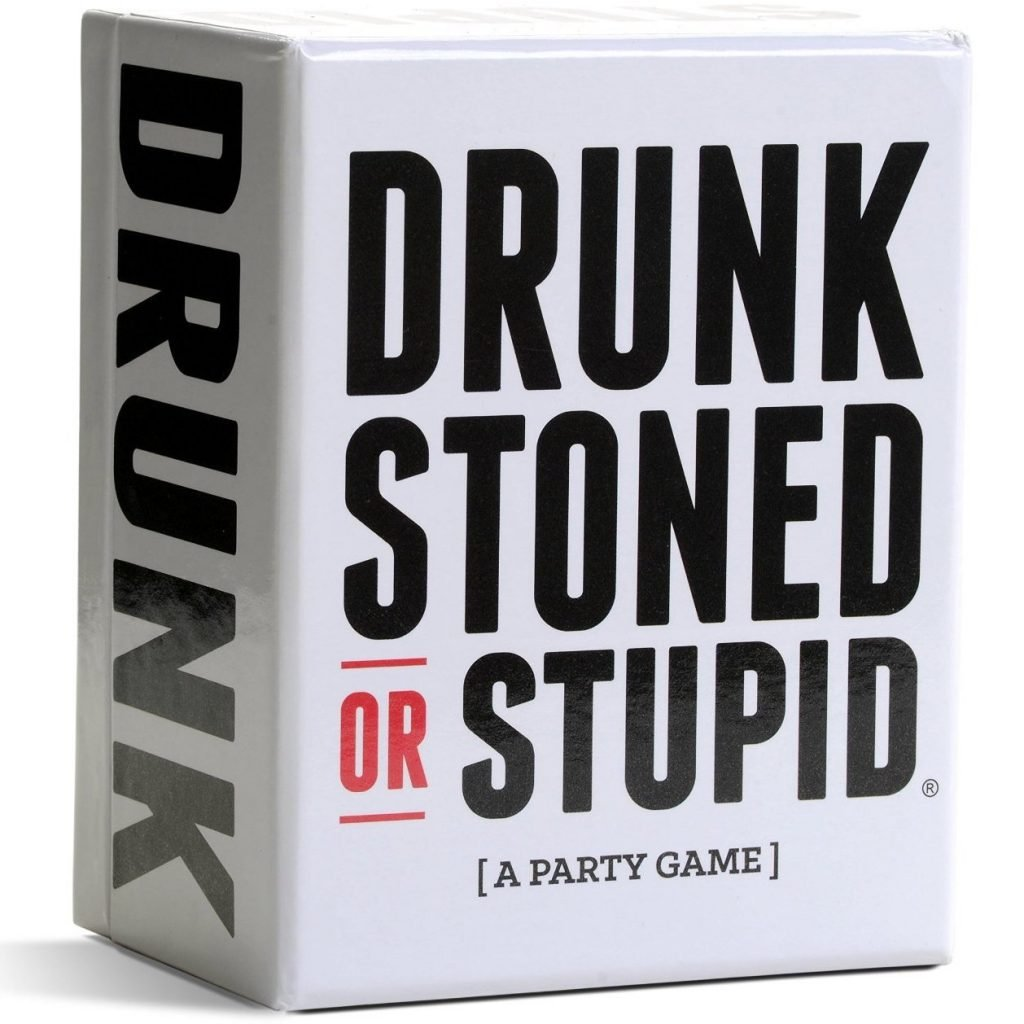 Drunk Stone or Stupid Party Game