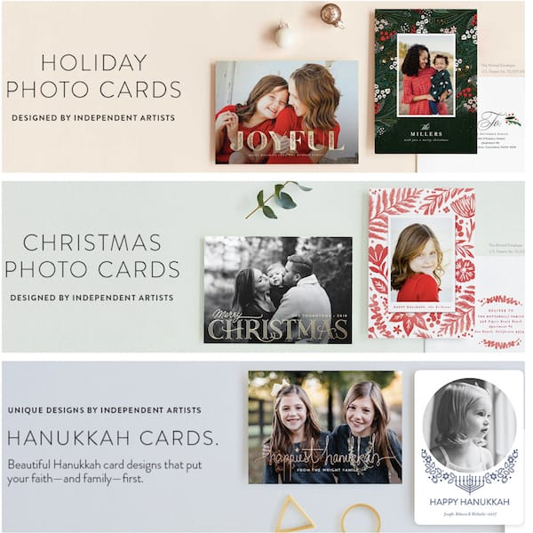 Its Holiday Card Time Holiday Photo Cards