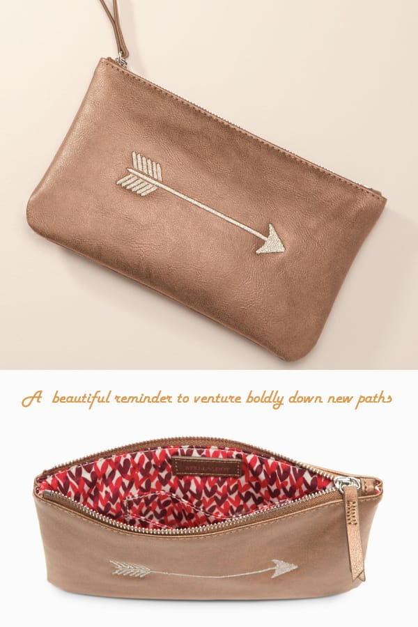 Pi Beta Phi Mini Arrow Pouch