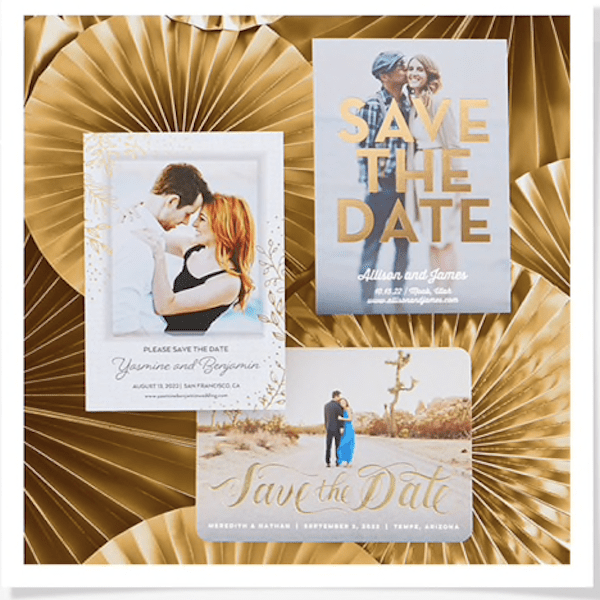 The Wedding Shop on Shutterfly Save the Dates