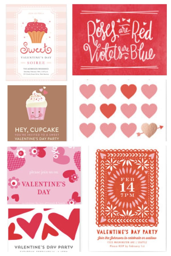 Free Online Valentines Day Party Invites